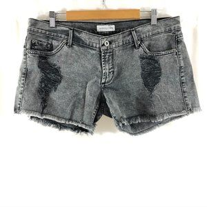 James Jeans Shorts Charlie Thrashed Baggy 32